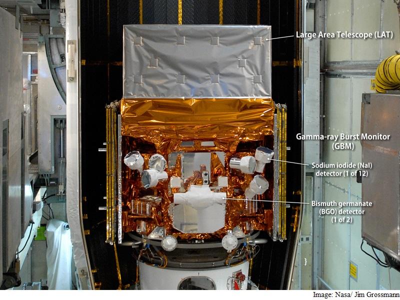 Nasa's Fermi Telescope Set to Spot Gravitational Wave Sources