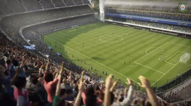 EA Sports Pumps 'Passion' Into the Virtual Football Players of FIFA 15