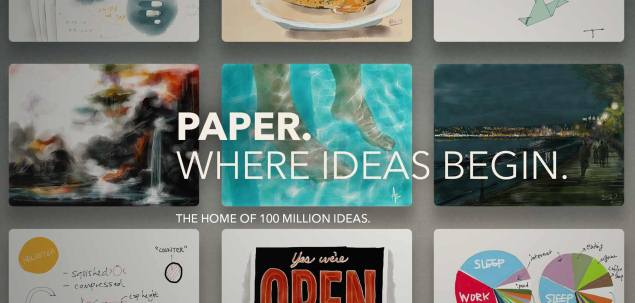 FiftyThree files trademark for 'Paper' to take on Facebook