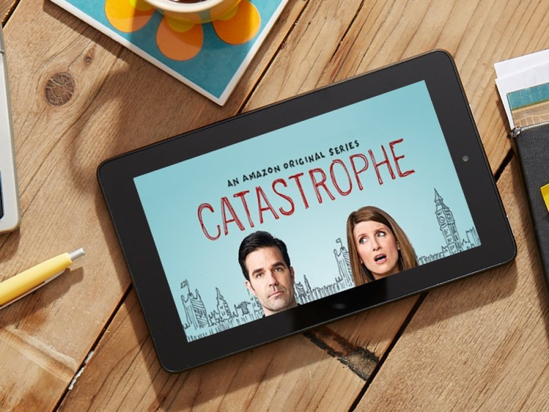 Amazon Fire Tablet Review: Does a Lot for $50