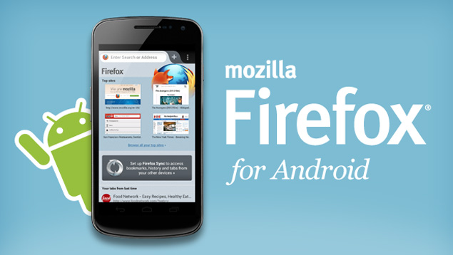 Firefox for Android gets faster, sports a new look