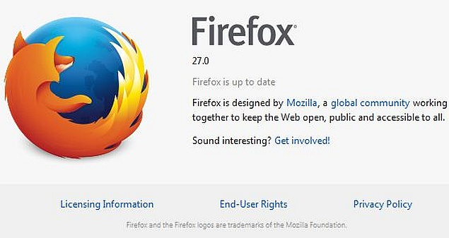 Mozilla releases Firefox 27 for Android, Linux, Mac and Windows