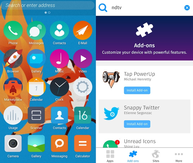 You Can Now Try Firefox OS on Your Android Smartphone Using an App