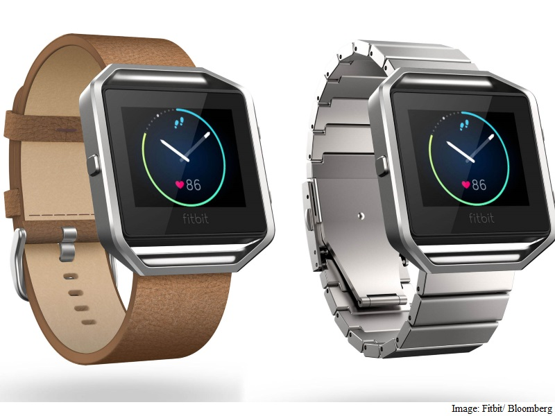 Fitbit Launches Blaze, Its First Smartwatch With Some Fashion Sense