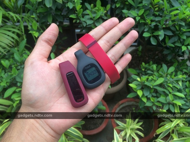 Fitbit Zip, Fitbit One, and Fitbit Flex Review: Basic Trackers at High Prices