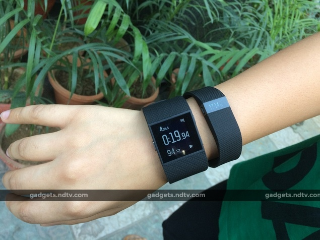 Fitbit Surge and Charge HR Review: For Fitness Enthusiasts