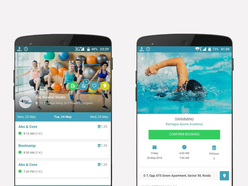 FitMeIn Will Help You Find and Use Gyms When You Are Travelling
