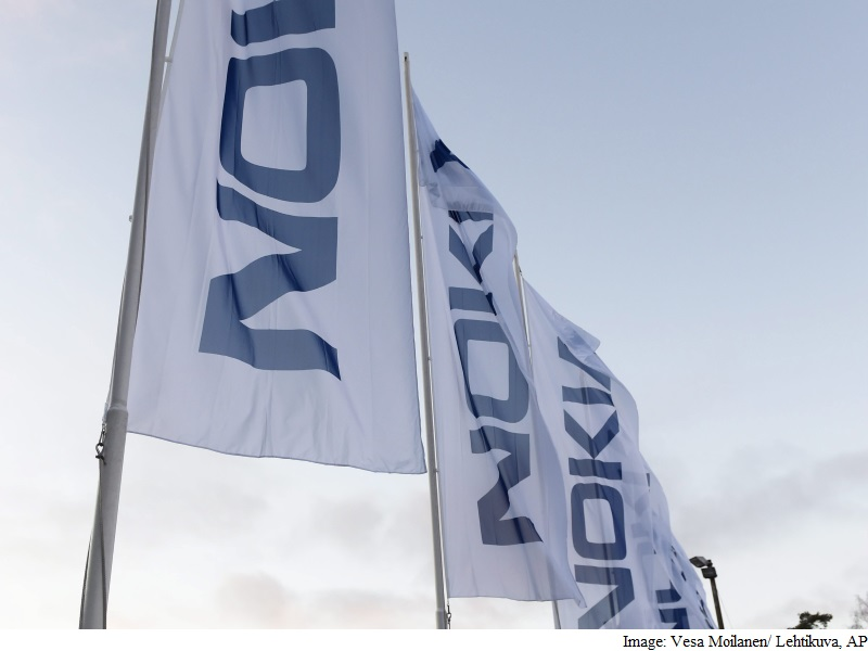 Nokia Posts Falling Network Sales, Lifts Cost-Saving Targets