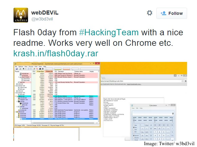 Attackers Can Take Over Your PC Using Flash Player, Here's How to Stay Safe