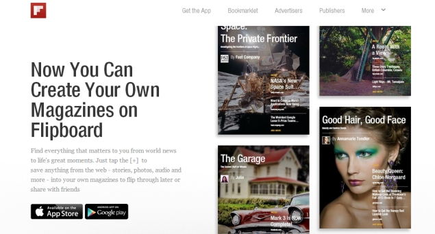 Flipboard revamp brings ability to create and share own magazines