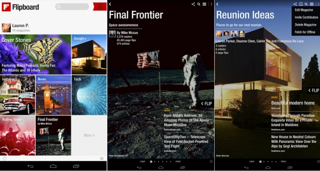 Flipboard takes on Pinterest, starts curated shopping catalogues