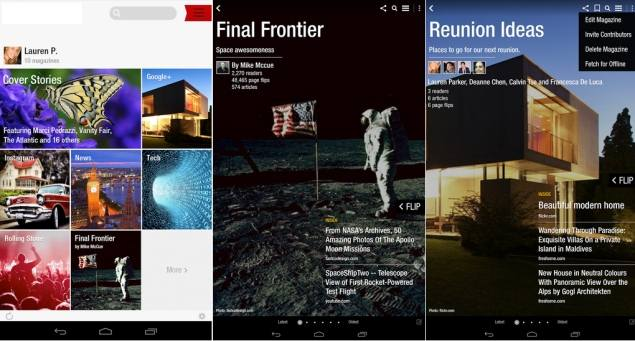 Facebook to soon launch Paper, a Flipboard-like news-reading app: Report