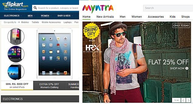Flipkart, Myntra Deal Likely to Be Announced on Thursday