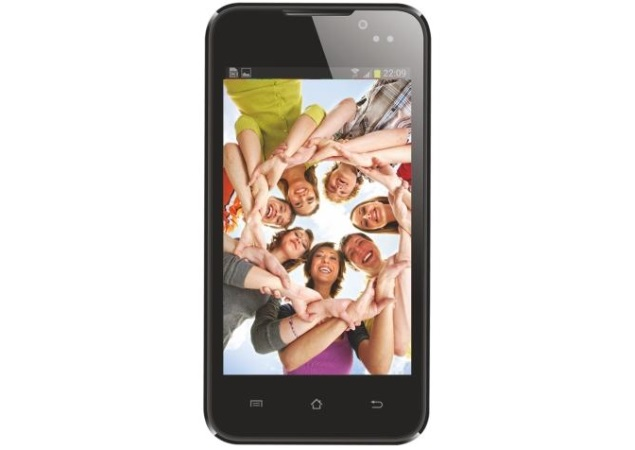 FLY F40+ with 4-inch display, 1GHz processor launched for Rs. 4,999
