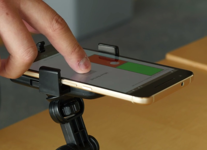 ForcePhone Software Brings Pressure Sensitivity to Any Smartphone