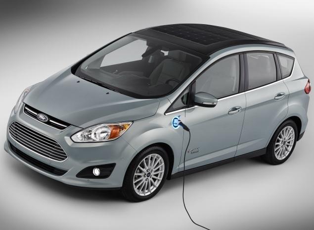 CES 2014: Ford to unveil solar hybrid concept car