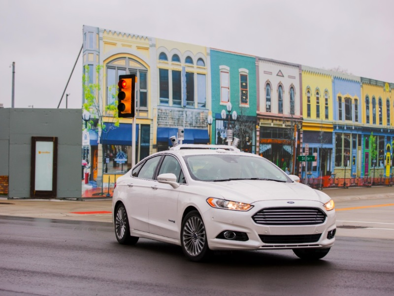 CES 2016: Ford Teams With Amazon to Connect Homes With Cars