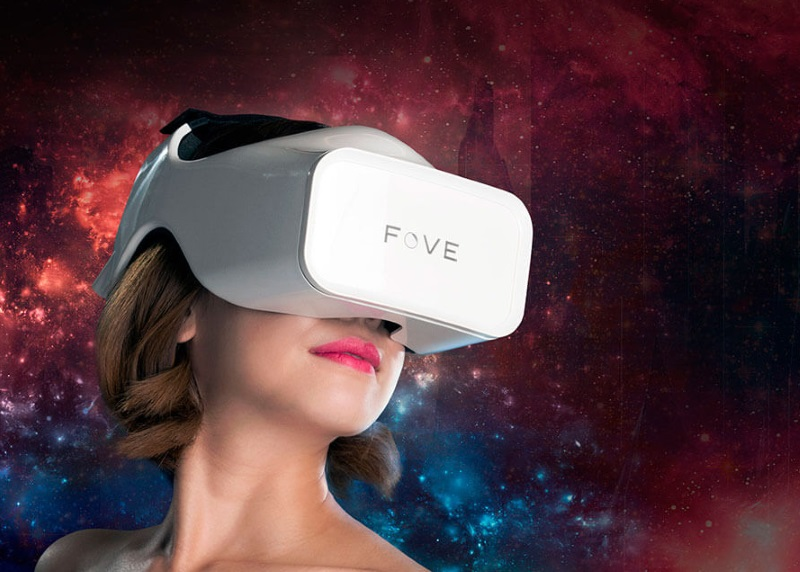 Startup 'Fove' Makes Virtual Reality Intuitive With Eye-Tracking