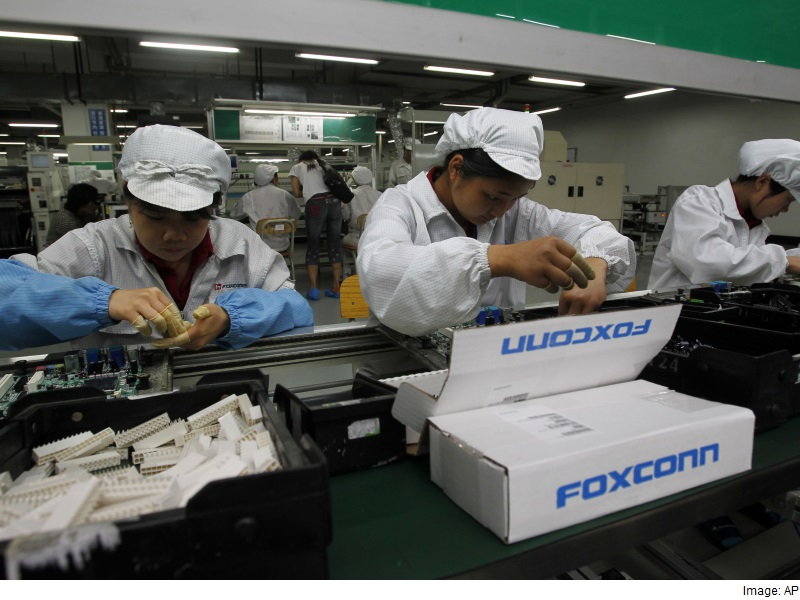 Foxconn Looking to Open Factories in Every Indian State, Says Chairman