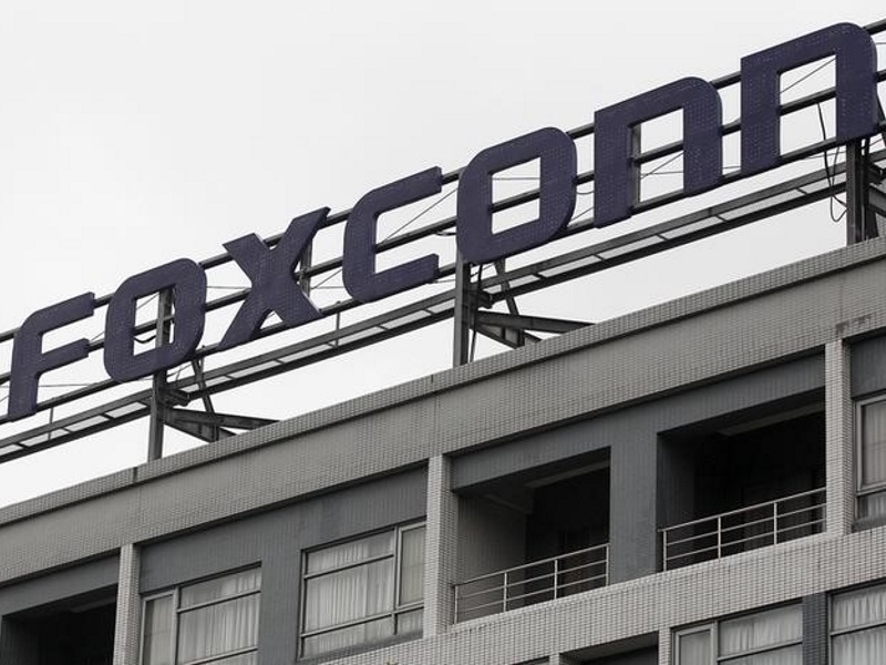 Foxconn Announces Plans to Build $10-Billion LCD Manufacturing Plant in the US