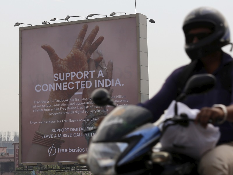 Now, Facebook Launches Email Campaign to Save Free Basics