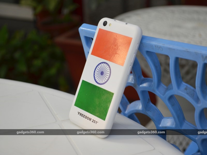 Freedom 251 Maker Ringing Bells Comes Under Excise, IT Department Scanners