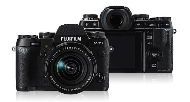 Fujifilm launches 16-megapixel X-T1 mirrorless camera with weather-sealing