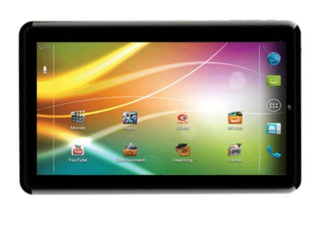 Micromax Funbook P600 with voice calling, Android 4.0 now available for Rs. 9,499