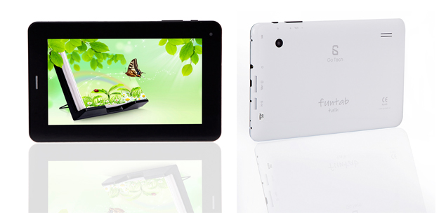 Go Tech launches funTab 2G Talk tablet with voice calling, Android 4.0 for Rs. 6,999