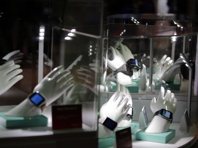 As Sensors Shrink, Watch as Wearables Disappear