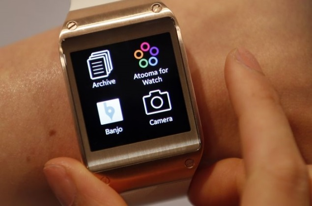 Samsung Galaxy Gear smartwatch launched in India at Rs ...