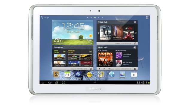 Samsung announces revamped Galaxy Note 10.1 with quad-core processor & 2GB RAM