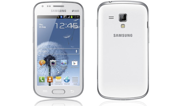 Samsung Galaxy S Duos official; packs Android 4.0, 1GHz processor