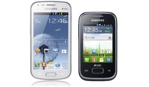 Samsung launches dual-SIM Galaxy S Duos, Galaxy Y Duos Lite smartphones