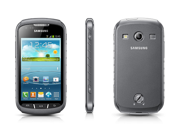 Samsung Galaxy Xcover 2 official with Android 4.1, 1GHz dual-core CPU