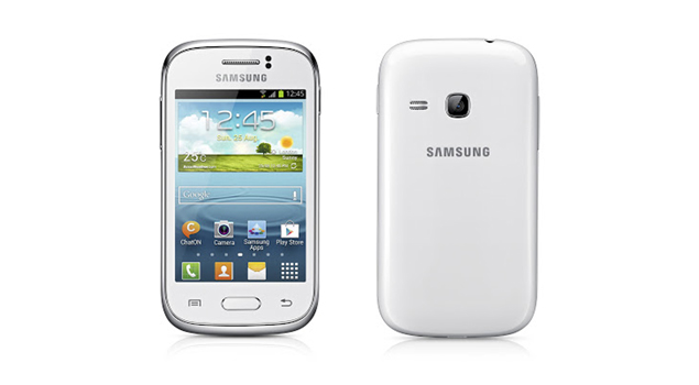 Samsung Galaxy Young and Galaxy Y Plus smartphones now available online