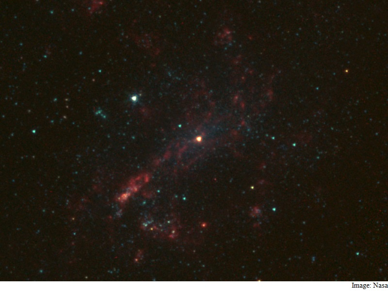 Red Dwarf Stars Giving Clues to Planet Formation