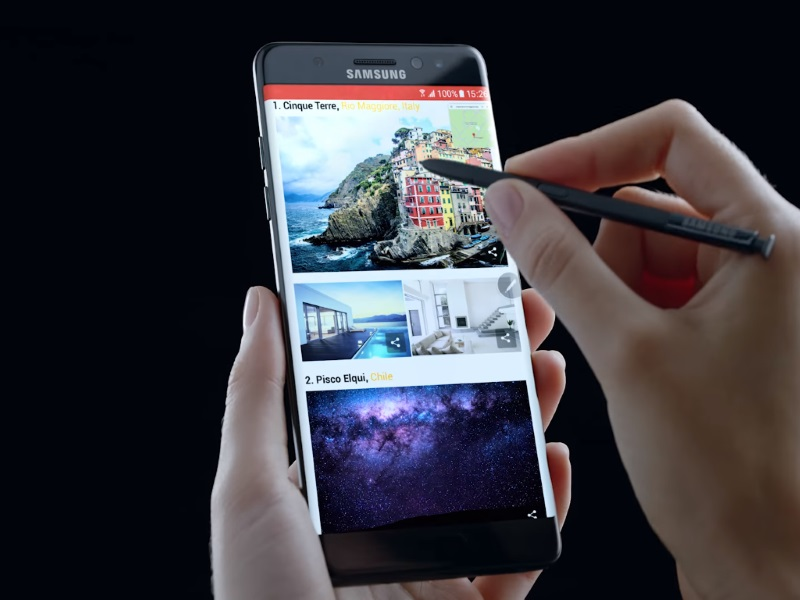 Samsung Confirms Plans to Launch Bigger Memory, Storage Galaxy Note 7 Variant in China