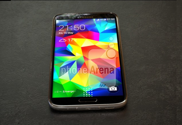 Samsung Galaxy S5 Prime With Aluminium Frame Allegedly Leaked in Images