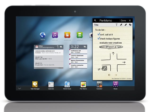 Samsung Galaxy Tab 730 now available for Rs. 21,999
