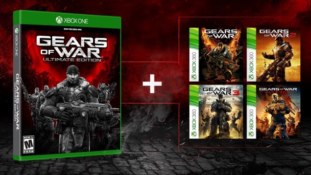 Gears of War: Ultimate Edition Gamers Can Play Entire Collection for Free