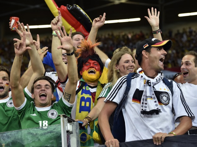 Brazil vs Germany Smashes Twitter Record