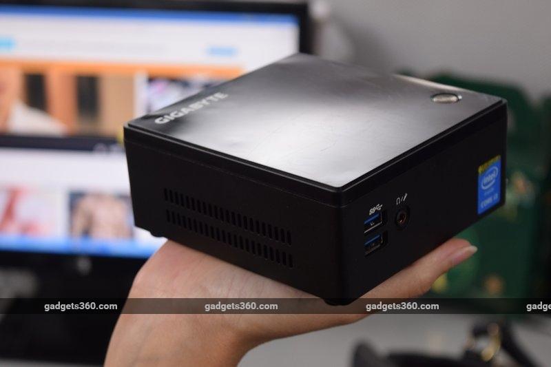 Gigabyte Brix S BXi3H-5010 Review