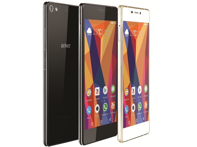 Gionee Elife S7 Unveiled at MWC 2015; India Launch on April 3