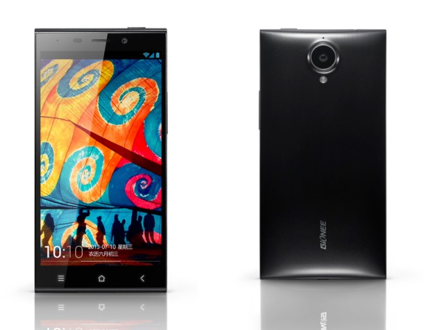 Gionee Elife E7 launched in India, price starts Rs. 26,999