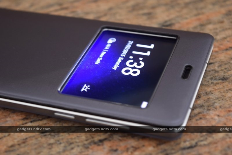 designer fashion 42941 a9a32 Gionee Marathon M4 Review: A New Battery Life Record | NDTV ...