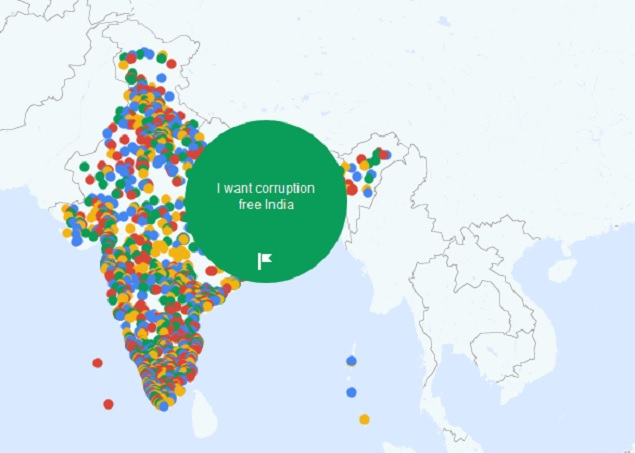 Elections 2014: Google's Election hub goes live with politician scores, voter pledges