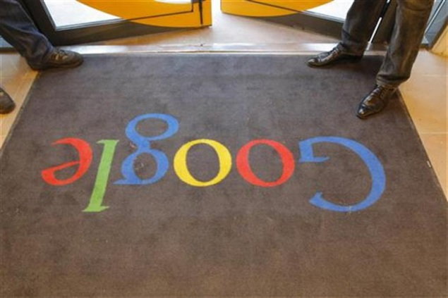 Google buys wearable computing patents from Hon Hai