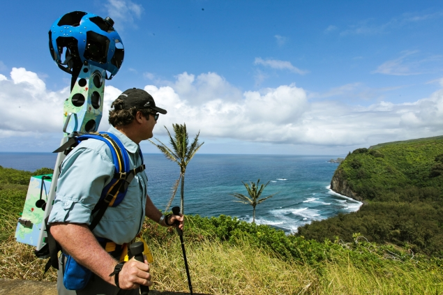 Google Street View to include Hawaii hiking trails