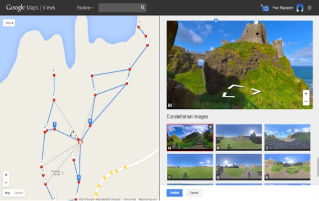 Google updates View community to allow users to create their own Street Views